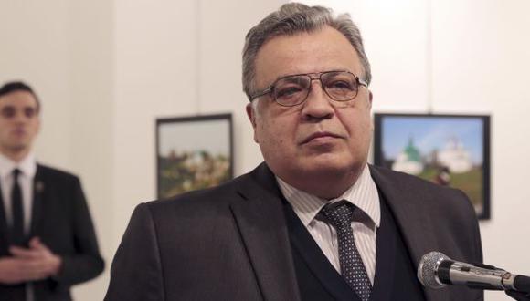 Lo que se sabe sobre el crimen del embajador ruso en Turquía