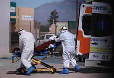 México registra 1.075 muertes y 8.988 nuevos contagios de coronavirus en un día