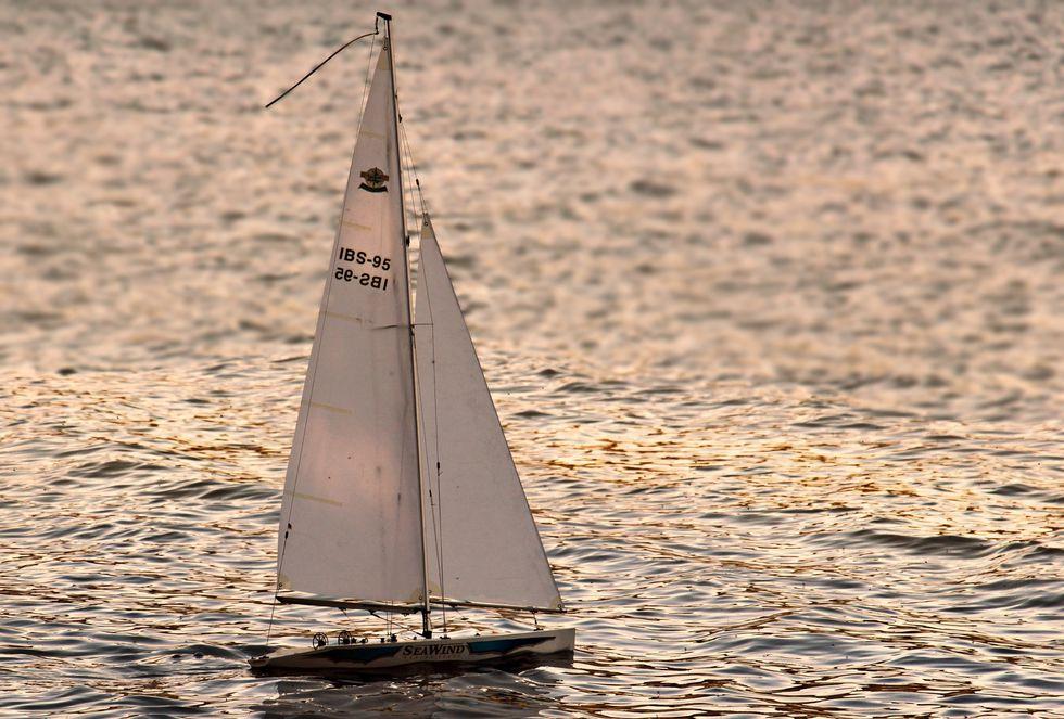 Los peregrinos partieron de Francia el31 de agosto en tres veleros. (Referencial - Pixabay)