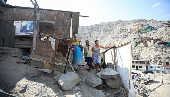 A nivel geográfico, la pobreza se mantuvo en casi todos los dominios a excepción de Lima Metropolitana, donde se incrementó en 1,1 p.p. (Foto: GEC)