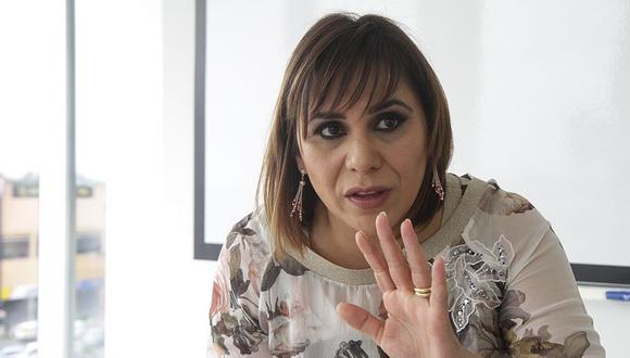 Giselle Zegarra firmó la licitación del proyecto Línea Amarilla con OAS en el 2009 durante la anterior gestión de Luis Castañeda Lossio. (Archivo El Comercio)