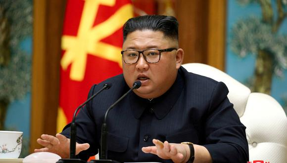 El líder de Corea del Norte Kim Jong-un. (Foto: Reuters).