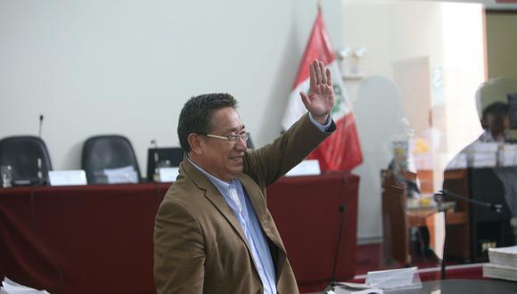 Facundo se quedó sin declarar hoy por Caso Narcoindultos