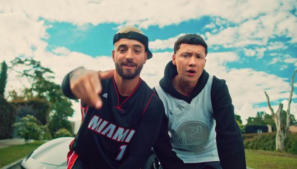 """""""Imposible remix"""", lo nuevo de Maluma con Blessd. (Foto: Captura YouTube)"""