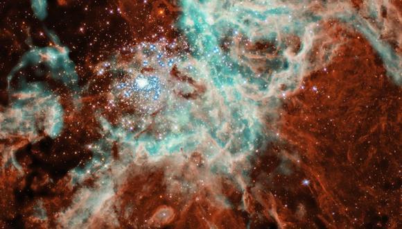 NASA extiende misión del telescopio Hubble hasta el 2021