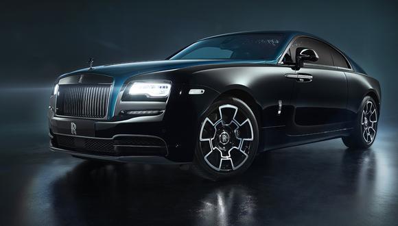Solo se han creado 70 Rolls-Royce de esta edición especial: 40 Wraith y 30 Dawn. (Fotos: Rolls-Royce).