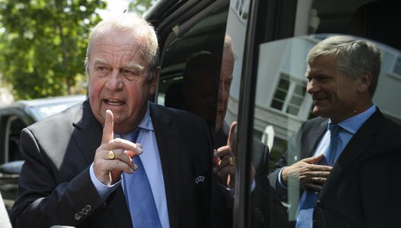 """""""Es la situación más dramática que hemos vivido desde la Segunda Guerra Mundial. No estamos preparados para volver a las competiciones de fútbol"""", destacó el belga. (Foto: AFP)"""