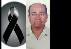 #ÚltimoAdiós: Víctor Sánchez Rojas y un dolor difícil de superar | Obituario