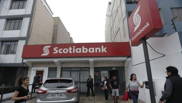 Scotiabank señaló que el segmento hipotecario mostró un crecimiento en ventas del 24% en comparación al año anterior al cierre de octubre. (Foto: Renzo Salazar / GEC)