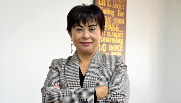 Virginia Nakagawa, viceministra de comunicaciones, estima que para el 2021 estarán listas todas las redes regionales.