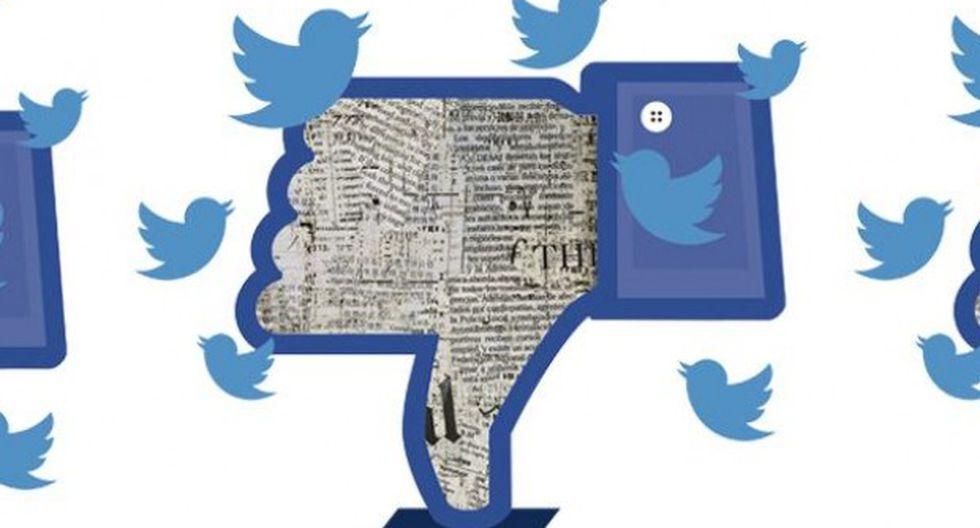 """""""David Dumet reconoció los excesos; pero definitivamente no convenció a nadie con aquello de que sus tuits no lo definían"""". (Ilustración: Giovanni Tazza)"""