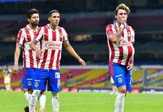Chivas de Guadalajara venció 3-1 a América en al global y pasó a las semifinales de la Liga MX