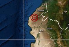 Dos sismos se sintieron en Piura esta madrugada, según el IGP