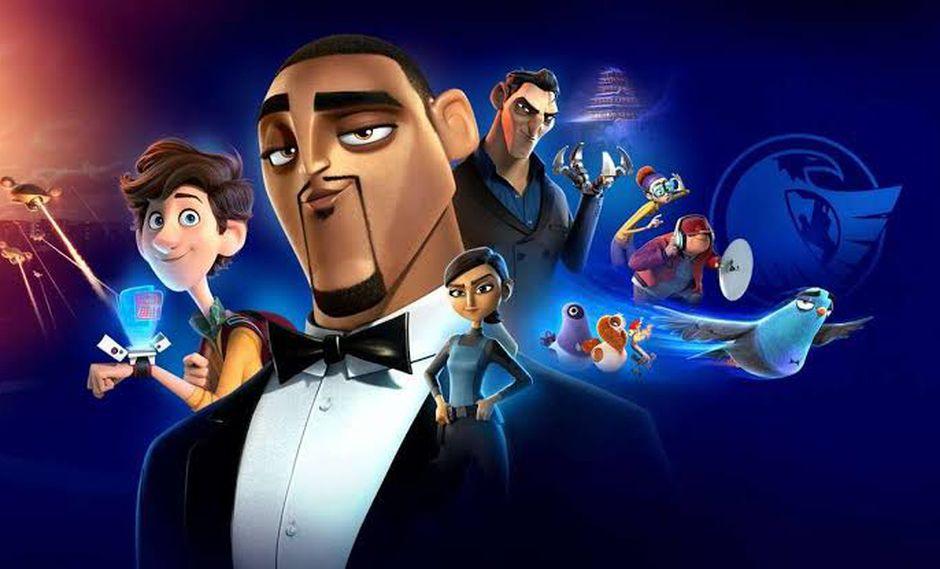 La nueva cinta animada se estrenará este 30 de enero en todos los cines del país.  (Foto: Difusión)