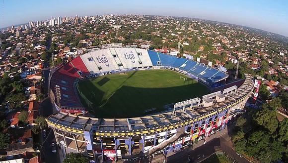 En su último partido por Eliminatorias como local, en el Defensores del Chaco, Paraguay perdió 1-0 con Venezuela. (Foto: AFP)