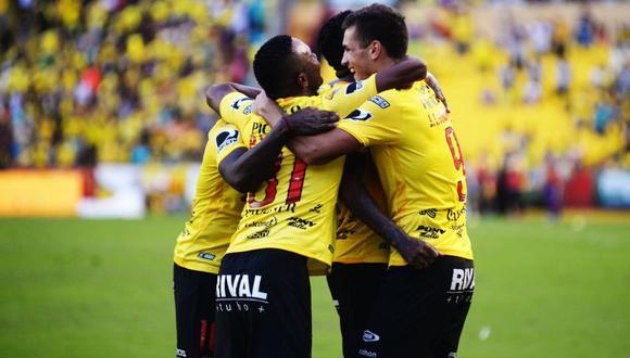 Barcelona SC vs. El Nacional EN VIVO vía Gol TV: por primera fecha de la Serie A de Ecuador. (Foto: AFP)