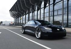 El extravagante Hyundai Prophecy será fabricado a partir del 2021   FOTOS