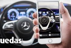Mercedes-Benz enviará un mensaje de alerta si chocan tu auto estacionado