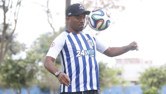 Waldir Sáenz logró cuatro títulos nacionales con Alianza Lima. (Foto: Mario Zapata / GEC)
