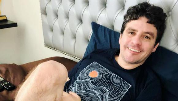 Germán Loero revela que no irá a votar por temor al COVID-19. (Foto: Facebook)
