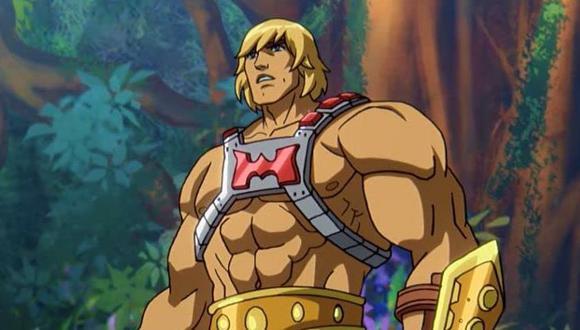 """He-Man tendrá un rol diferente en la nueva historia de """"Amos del universo"""". (Foto: IMDB)"""