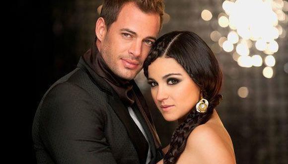 William Levy y Maite Perroni tenían una química en las telenovelas en las que trabajaban y al parecer había traspasado la pantalla (Foto: Televisa)
