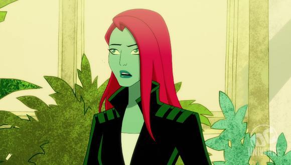 DC: el nuevo outfit de Poison Ivy en Harley Queen, ¿por qué ha causado tanta sorpresa? (Foto: DC)