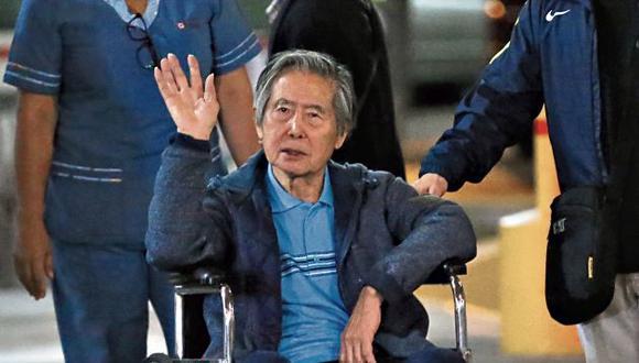 Alberto Fujimori se encuentra recluido en el penal de Barbadillo, donde cumple una condena de 25 años por las matanzas de Barrios Altos y La Cantuta. (Foto : GEC)