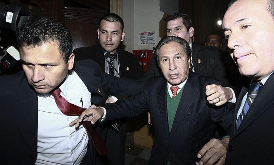 """Investigación contra Alejandro Toledo """"está en su etapa final"""""""