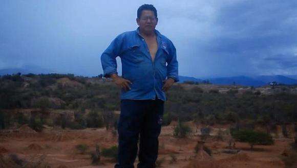 Miller Silva Quiroga. Foto: Cedida por el entrevistado, vía El Tiempo