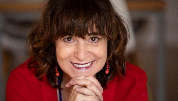 """La escritora Rosa Montero viene de publicar """"La buena suerte"""" una novela que califica de """"luminosa"""", a pesar de que reflexiona sobre los abismos de la maldad.  (Foto: AFP)"""
