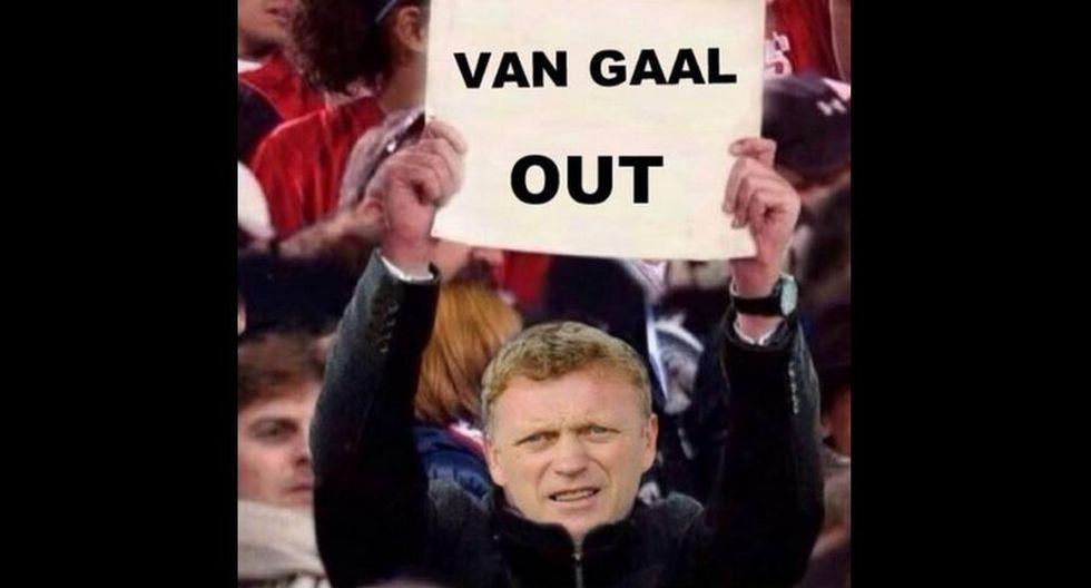 Mira los divertidos memes de la caída del Manchester United  - 8