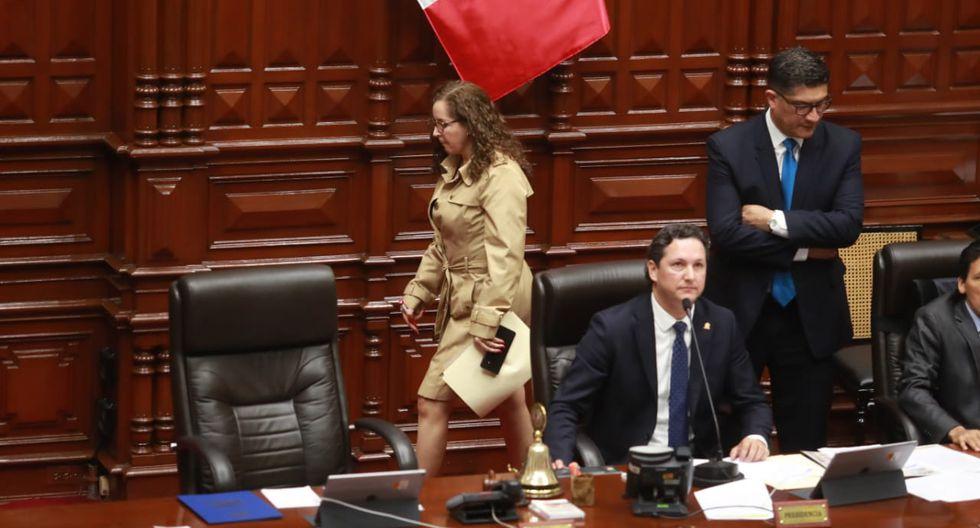 Fuerza Popular impulsa una moción de censura contra Daniel Salaverry. (Foto: Lino Chipana / GEC)