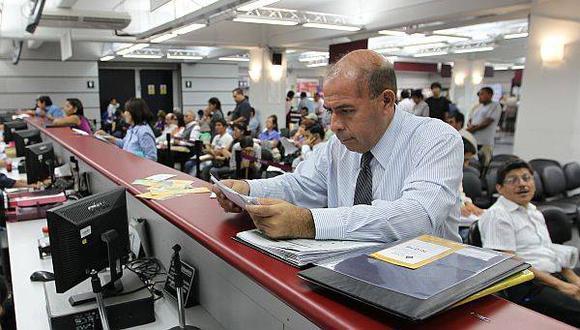 El mercado de las aseguradoras peruanas todavía es bastante chico.(Foto: Archivo El Comercio)