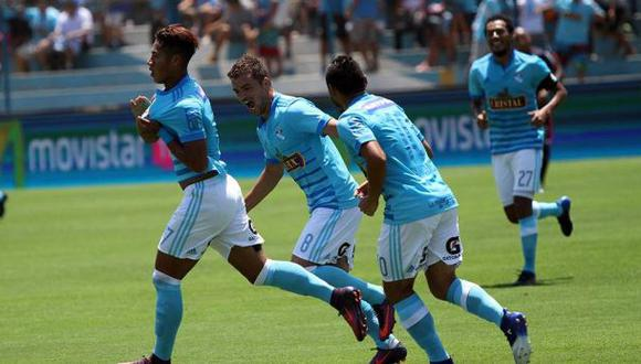 Sporting Cristal goleó 3-0 a San Martín por el Torneo de Verano