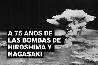 Esto fue lo que pasó en Hiroshima y Nagasaki hace 75 años