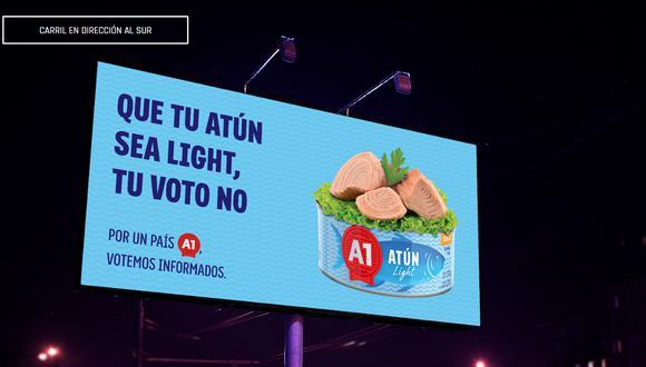 A1 dio un mensaje al electorado en el lanzamiento de una de sus nuevas presentaciones. (Foto: A1)