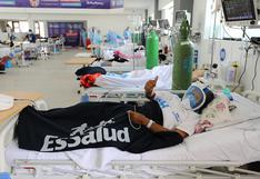 Huánuco: planta de oxígeno entró en funcionamiento para pacientes COVID-19 en Villa EsSalud