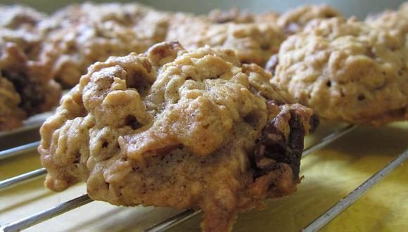 Las galletas caseras son fáciles de hacer y muy sabrosas (Foto: pixiemay / Pixabay)