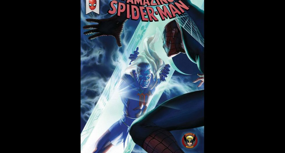 """""""Amazing Spider-Man: Red Goblin"""" (2015) - Norman Osborn, el duende verde, une fuerzas con el simbiote Carnage para causar destrozos en la vida de sus enemigos, incluyendo un héroe arácnido. (Fuente: Marvel)"""