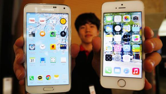 Este es el regalo por Navidad que le dio Apple a Samsung