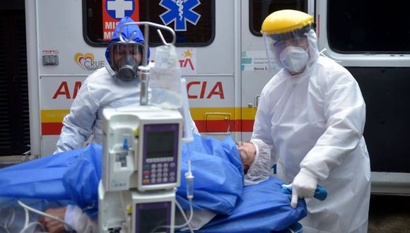 Coronavirus en Colombia   Ultimas noticias   Último minuto: reporte de infectados y muertos hoy, viernes 10 de julio del 2020   Covid-19   (Foto: AFP / Raul ARBOLEDA):