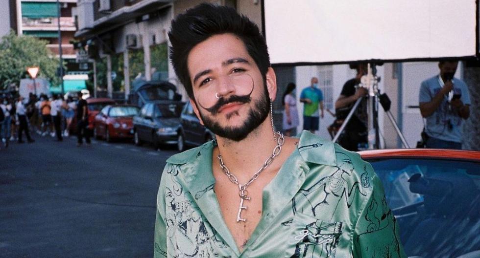 Camilo: His song