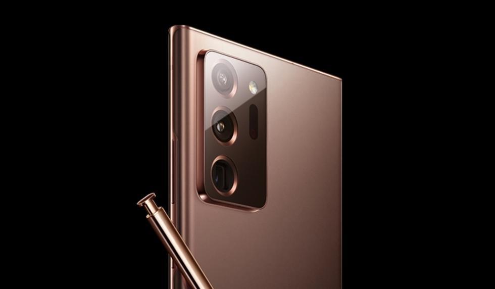 ¿Será el diseño final del Samsung Galaxy Note 20 Ultra? Así luce el radical cambio del smartphone. (Foto: Samsung)