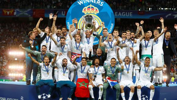 Real Madrid y Liverpool disputaron una reñida definición en Kiev, pero finalmente los españoles se impusieron por 3-1, con doblete de Gareth Bale y uno de Karim Benzema. (Foto: Reuters)