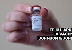 EE.UU. autoriza uso de emergencia de vacuna de Johnson & Johnson: ¿Cuál es su nivel de eficacia?