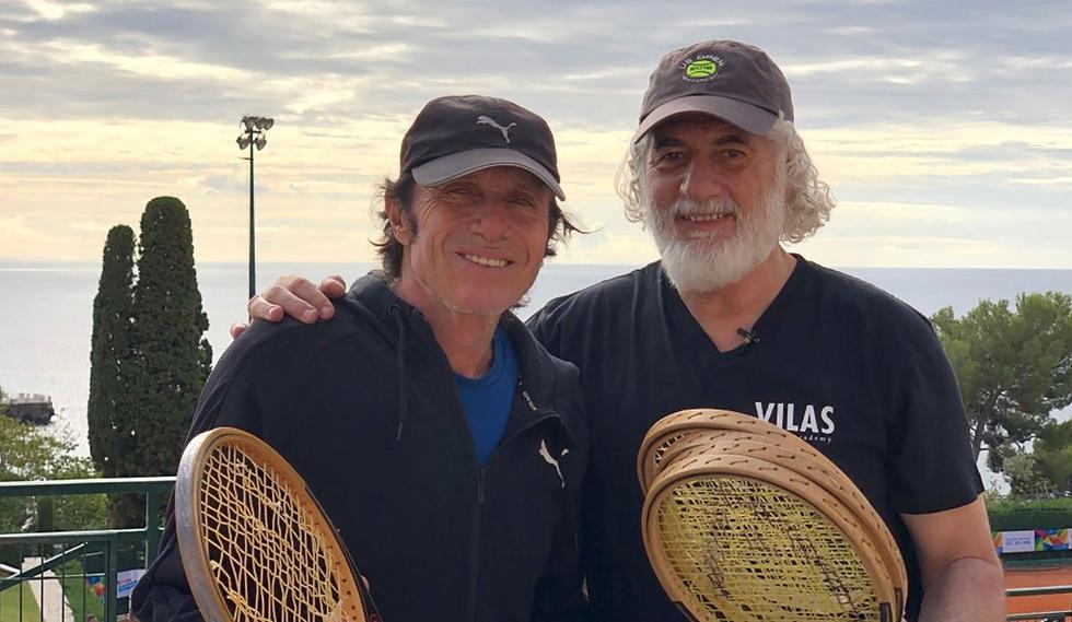 """""""Vilas: Serás lo que debas ser o no serás nada"""" cuenta la historia del tenista argentina Guillermo Vilas. (Foto: Cortesía / Netflix)."""