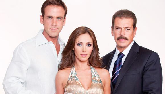 """Anahí confesó que se sintió muy arrepentida de haber aceptado el protagónico de la telenovela """"Dos hogares"""" (Foto: Televisa)"""