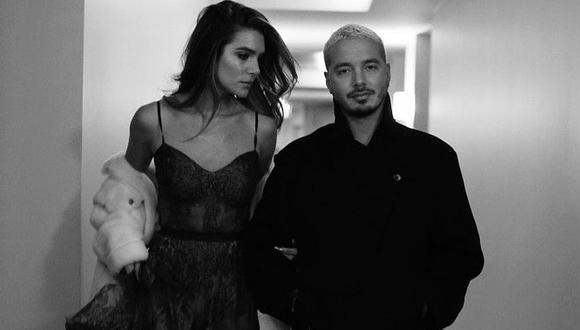 J Balvin y Valentina Ferrer no suelen compartir en redes sociales detalles de su vida privada. (Foto: @valentinaferrer  / Instagram)