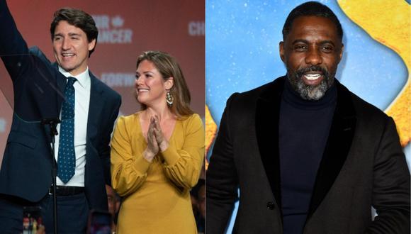 Idris Elba dio positivo en prueba de coronavirus. (Foto: AFP)